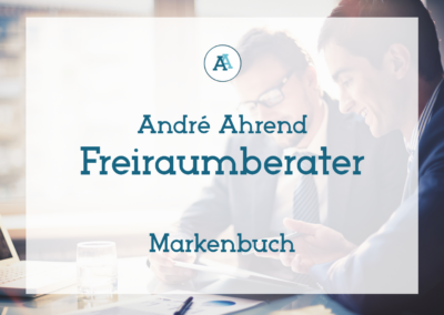Markenbuch André Ahrend