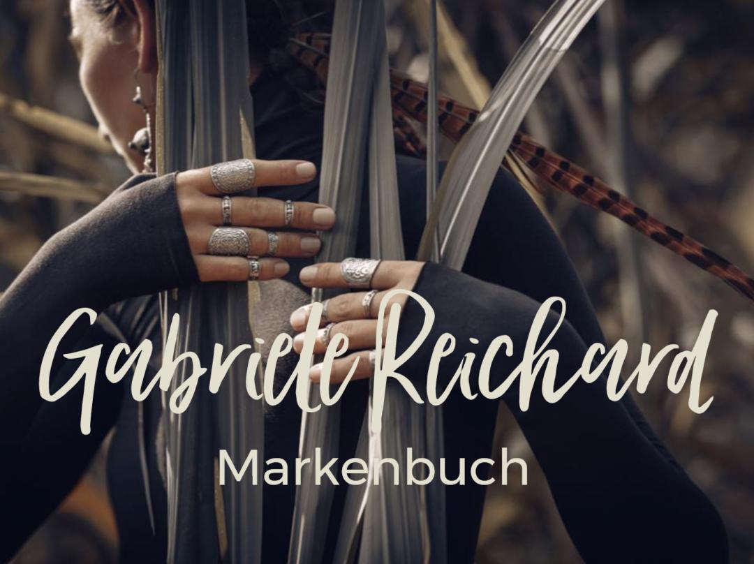 Markenbuch Gabriele Reichard