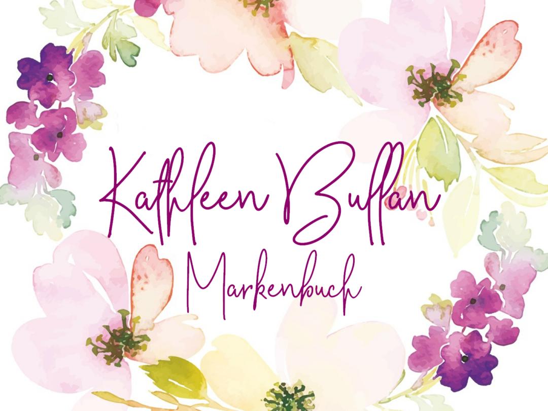 Markenbuch Kathleen Bullan