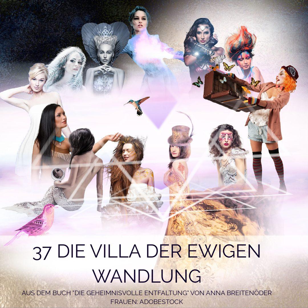 37 Die Villa der ewigen Wandlung