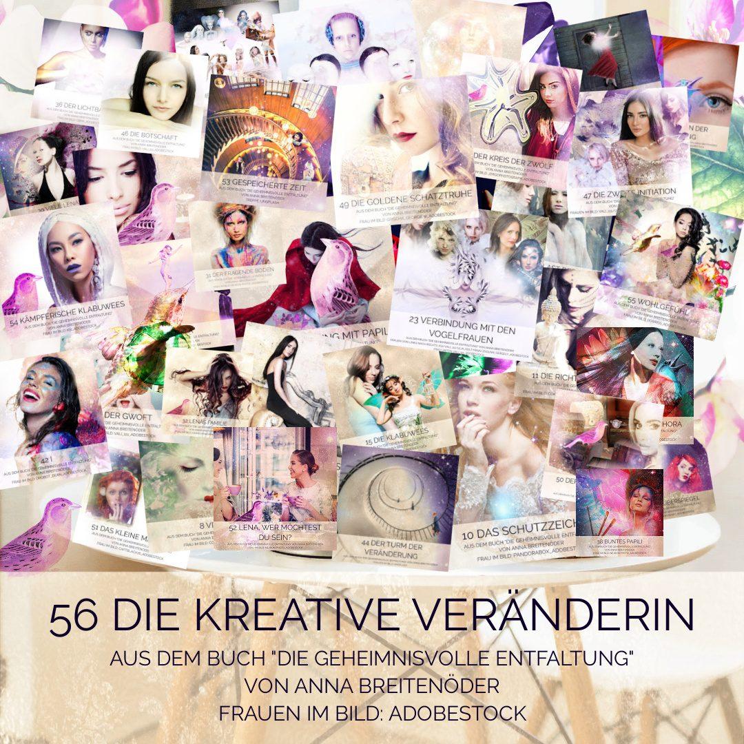 56 Die kreative Veränderung