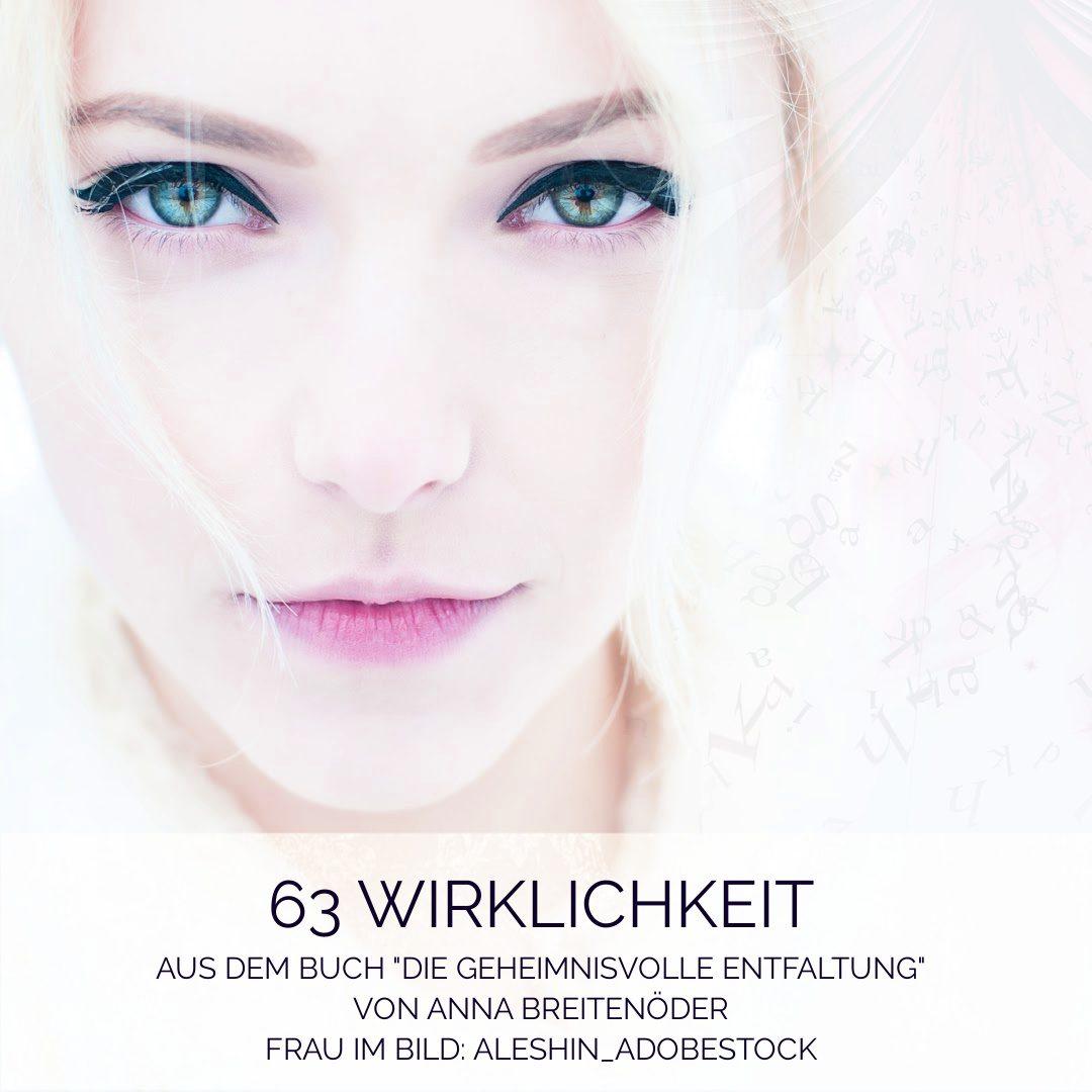 63 Wirklichkeit