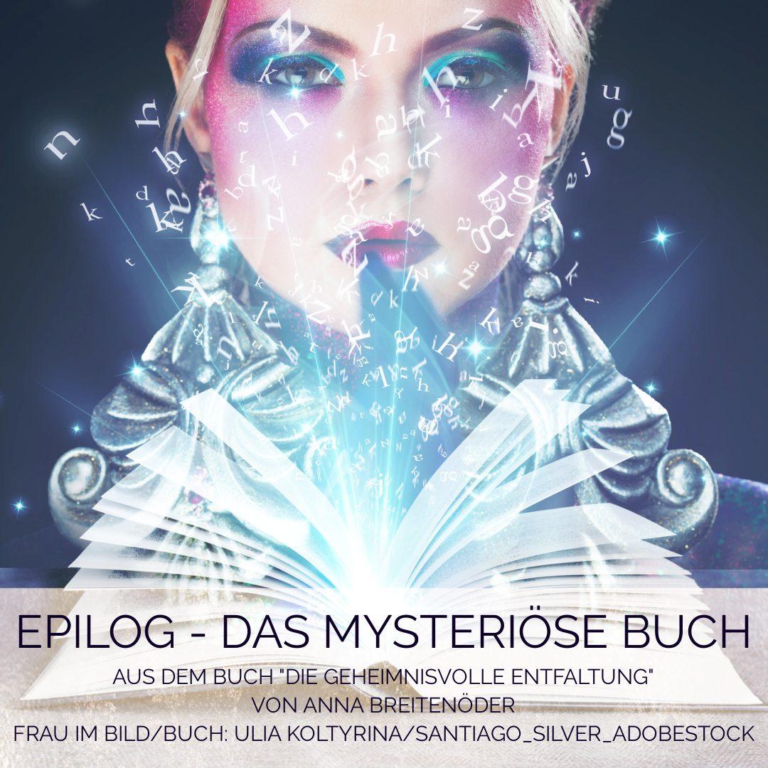 Epilog – Das mysteriöse Buch