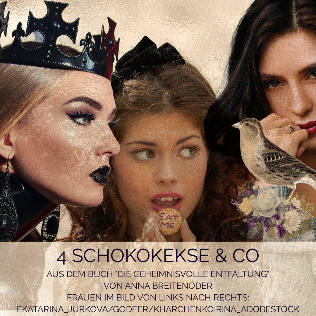 4 Schokokekse & Co