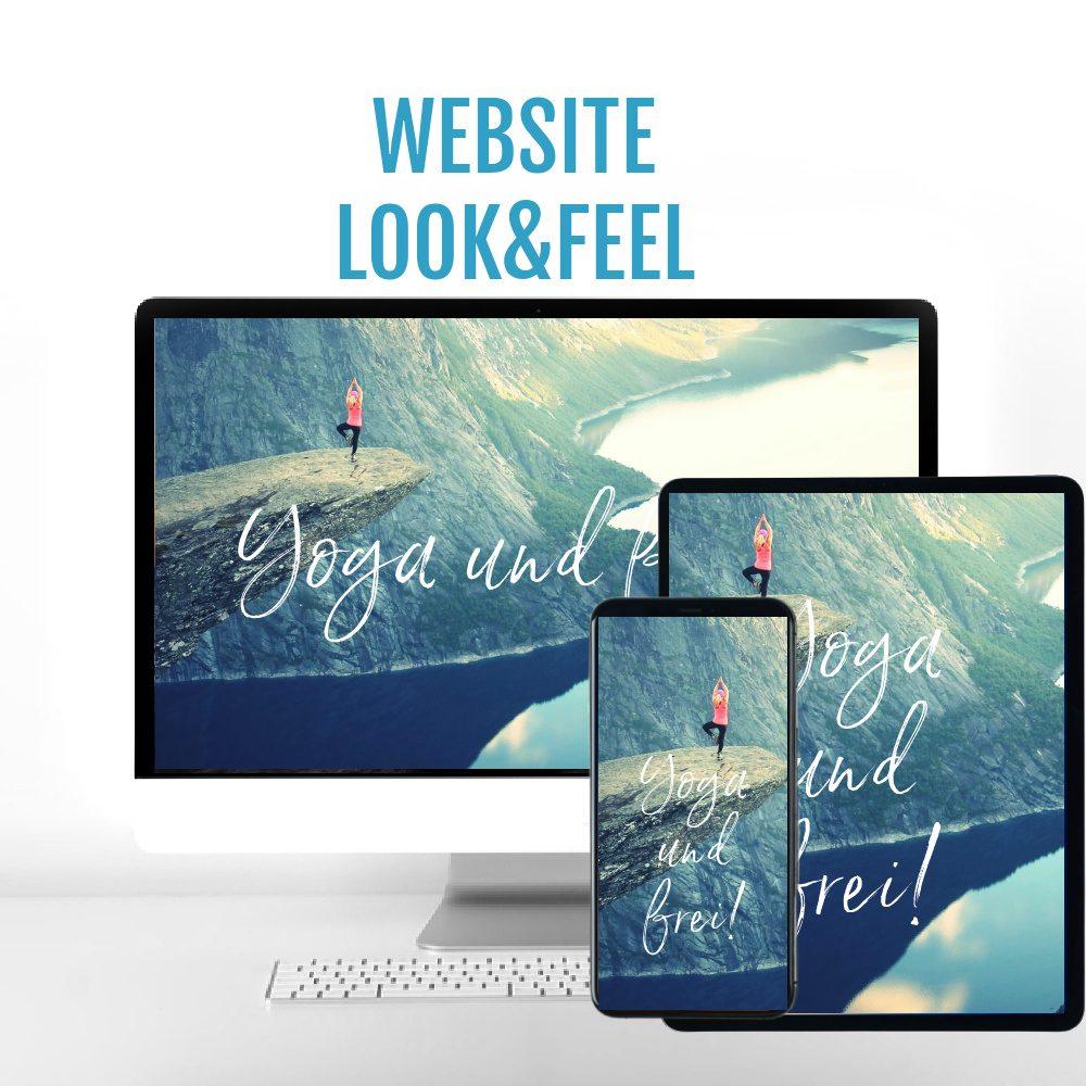 Website Abenteurerin