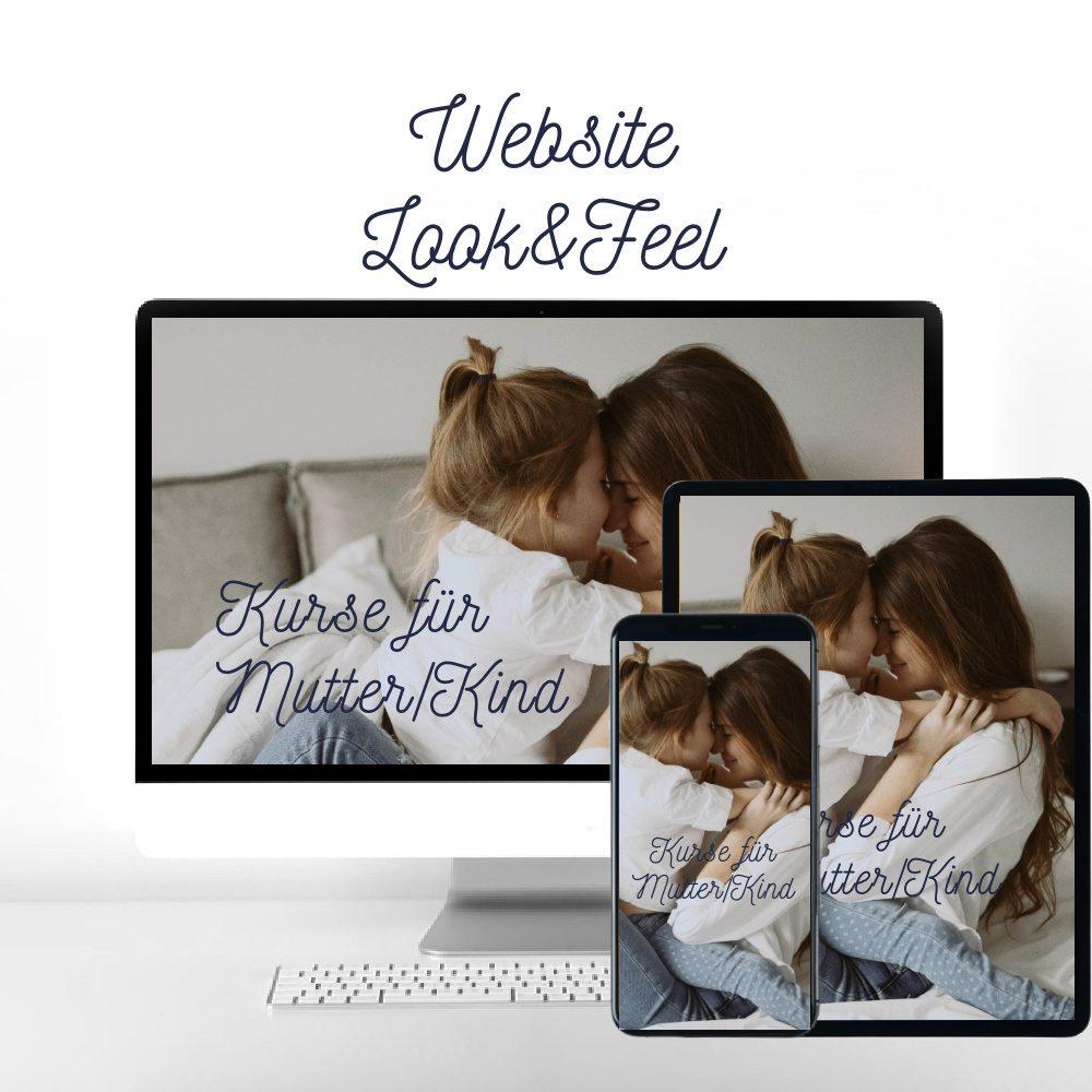 Website Helferin